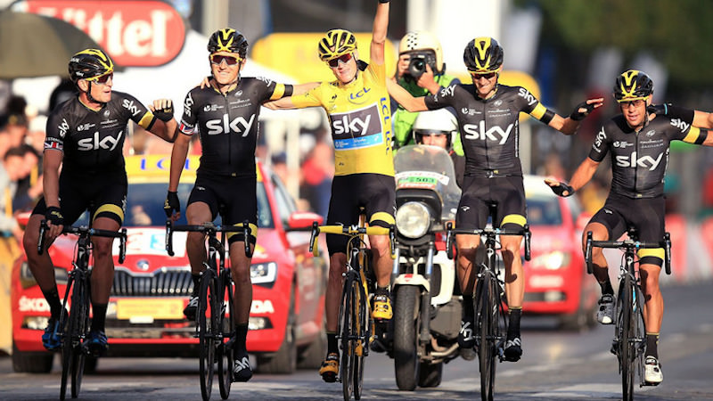 TDR-froome